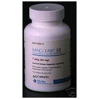 Mag-Tab Sustained-Release 7Meq - 60S