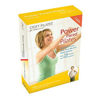 STOTT PILATES Power Pilates 3 DVD Set