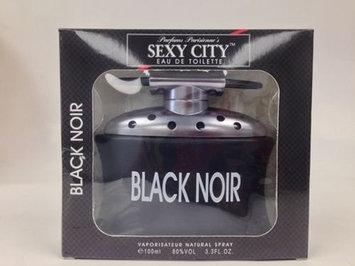 Parfum Parisienne's Sexy City Black Noir EDT Window Box 3.4 OZ