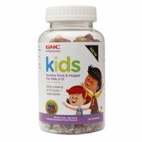 Gnc GNC milestones kids Gummy Fruit & Veggie For Kids 2-12