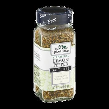 The Spice Hunter Lemon Pepper Salt Free