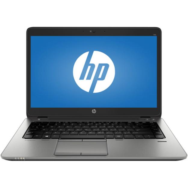 HP EliteBook 740 G1 Notebook PC - Intel Core i3 4030U 1.9GHz, 4GB DDR3L, 500GB HDD, 14.0