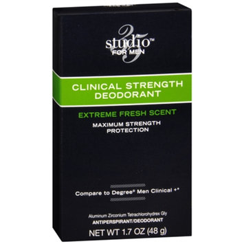 Studio 35 For Men Clinical Strength Deodorant Solid Extreme Fresh