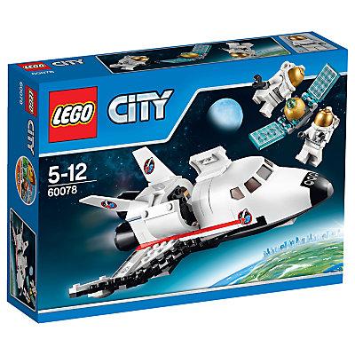 LEGO City: Utility Shuttle (60078)