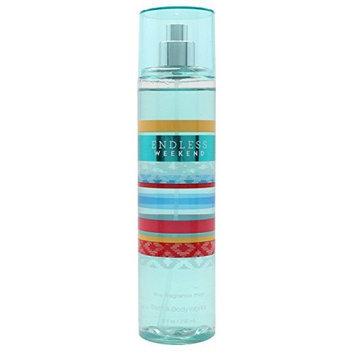 Bath & Body Works Bath & Body Endless Weekend Body Fine Fragrance Mist (Full-Size) - 8 FL OZ
