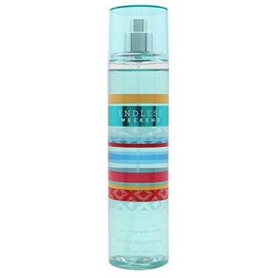 Bath & Body Works Bath & Body Endless Weekend Body Fine Fragrance Mist (Full-Size) - 8 FL OZ