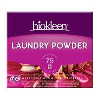biokleen All Temperature Laundry Powder