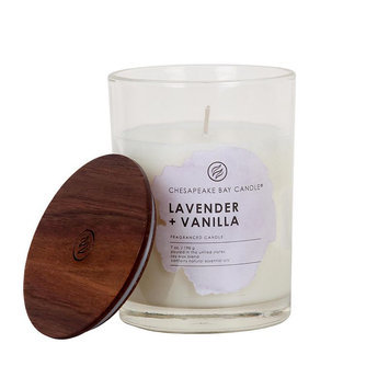 Chesapeake Bay Candle 7.5-oz. Lavender (Purple) & Vanilla Jar Candle