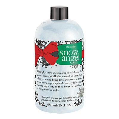 philosophy® Snow Angel Shampoo, Shower Gel & Bubble Bath