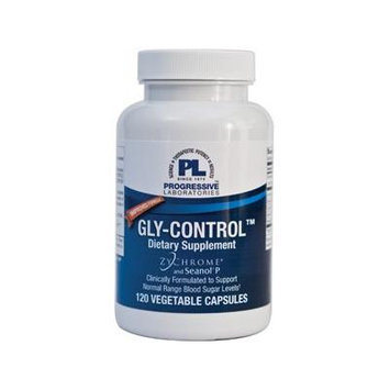 Progressive Labs - Gly-Control 120 VegiCaps
