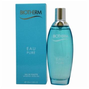 Biotherm Eau Pure Eau de Toilette Spray, 3.38 fl oz