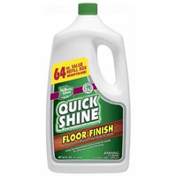Quick Shine Floor Finish, 64-Ounce
