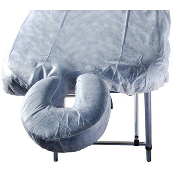 Mhp International MT Massage Disposable Fitted Headrest Cover, 50pk