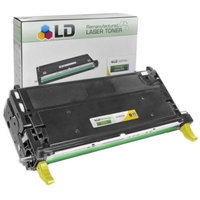 LD Refurbished Toner to replace Dell 3110cn / 3115cn XG724 High Yield Yellow Toner Cartridge