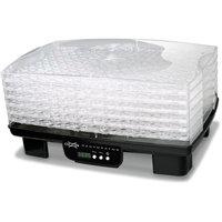 Telasia, Inc. Cuizen 6 Tray Digital Dehydrator