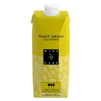 Wine Cube Pinot Grigio California Wine 500 ml