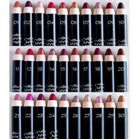 NYX Jumbo Lip Pencil - 30 Shades with a Free NYX 2 in 1 Sharpener