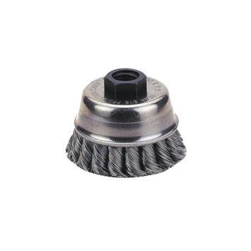 FirePower Firepower 1423-2116 Knot-Type Wire Cup Brush 6-inch Diameter