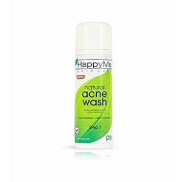 Happy Me Skincare Natural Acne Wash Step 1 8 fl oz (237 ml)