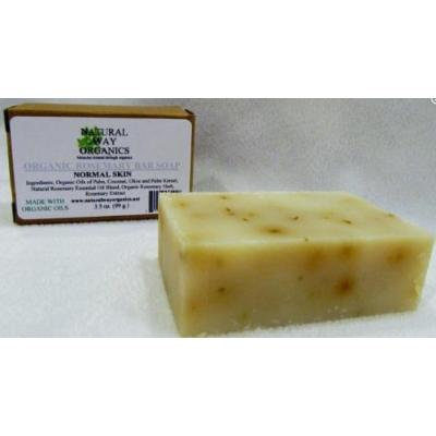 Organic Rosemary Bar Soap