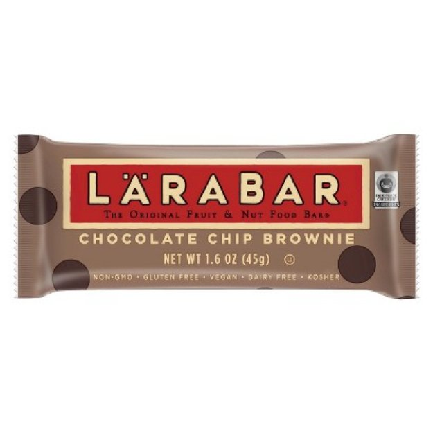 Larabar Chocolate Chip Brownie Energy Bar - 1 Count