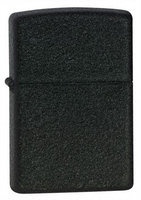 Zippo 236 Classic Crackle Black Windproof Lighter