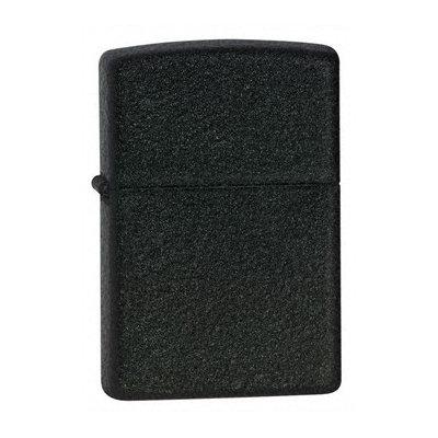 Zippo 236 Classic Crackle Black Windproof Lighter