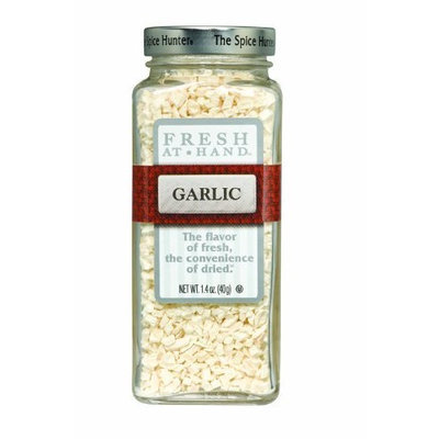 The Spice Hunter Fresh at Hand Garlic, 1.4-Ounce Jars (Pack of 6)