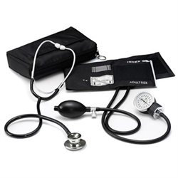 Prestige Medical Basic Aneroid Sphygmomanometer with Dual Head Kit