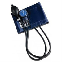 Graham Field Labstar with Deluxe Sphygmomanometer - Color: Blue, Size: Large Adult