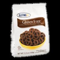 Glutino Gluten Free Chocolate Covered Pretzels