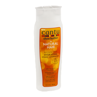 Natural Hair Cantu Hydrating Cream Conditioner