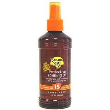 Banana Boat  Protective Tanning Oil With SPF 15