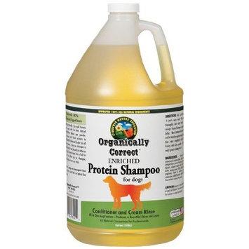 Organically Correct Dog and Cat Protein Shampoo