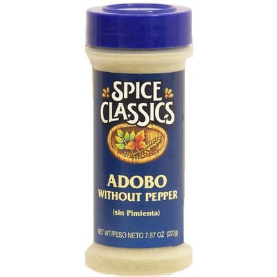 Spice Classics ADOBO without pepper (sin Pimienta)