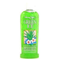 Panama Jack Green Ice 12 oz. 100% Aloe Vera Gel (3-Pack) with Free Nail File