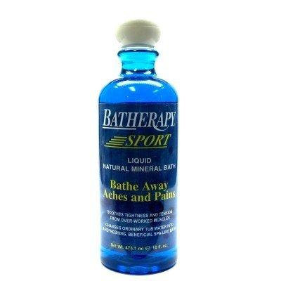 Queen Helene Batherapy Sport 16 oz. Liquid (3-Pack) with Free Nail File