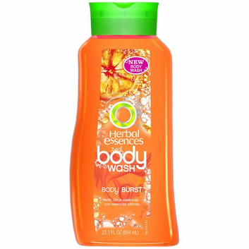 Herbal Essences Body Burst Body Wash