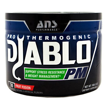 ANS Performance Diablo Pro Thermogenic PM, Fruit Fusion, 30 servings