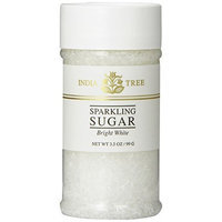 India Tree Sugar, Bright White, 3.5-Ounce (Pack of 4)
