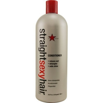 Sexy Hair Concepts Sexy Hair Straight Conditioner, 33.8 Ounce