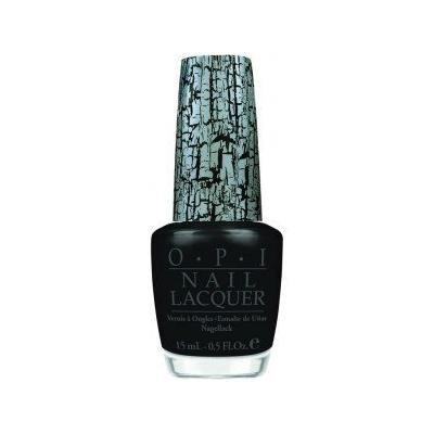 OPI Nail Lacquer 0.5 oz Black Shatter