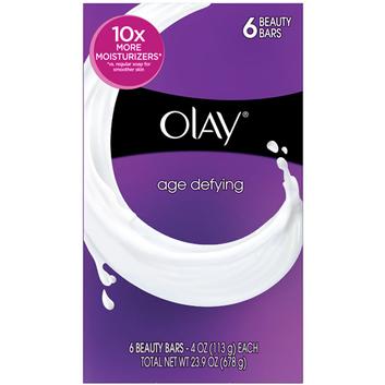 Olay Age Defying Beauty Bars Soap
