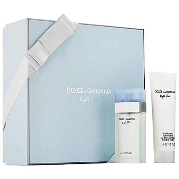 Dolce & Gabbana Light Blue Duo