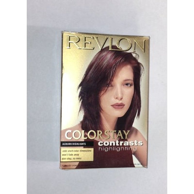 Revlon Colorstay Contrasts Highlighting ( Color - Auburn Highlights )