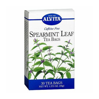 Alvita Caffeine Free Spearmint Leaf Tea Bags