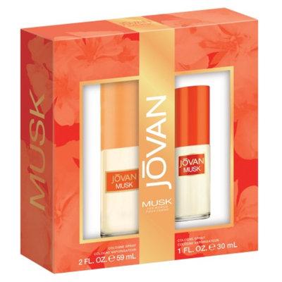 Jovan Musk for Women Fragrance Set 2 Piece