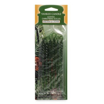 Yankee Candle Balsam & Cedar Scented Icicles