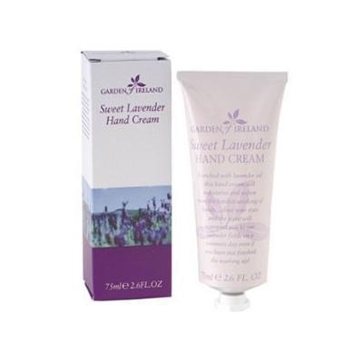 Garden of Ireland: Sweet Lavender Hand Cream 75 ml