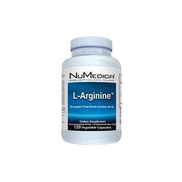 L-Arginine 750 mg 120 VegiCaps